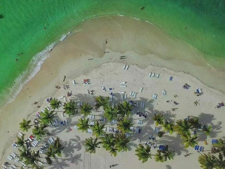 Samana - El Limon-vízesés és Bacardi-sziget