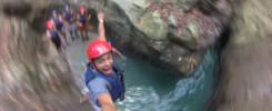Damajagua vízesések