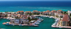 Cap Cana - luxus Dominikán