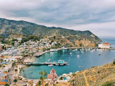 Búvárkodás Catalina szigetén