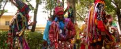 ceremoniál vudu
