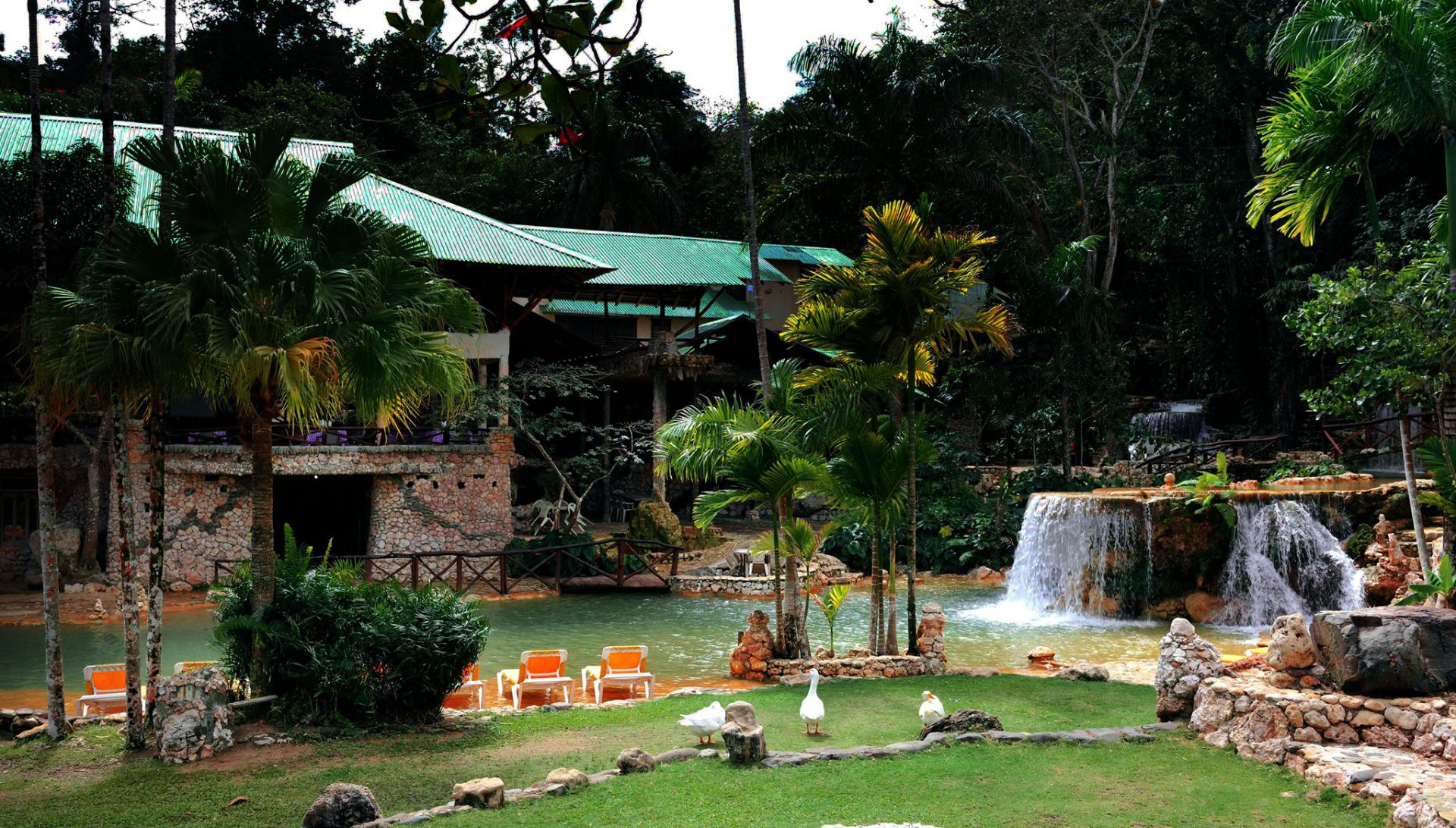 Hotel Caño Hondo, Los Haitises, Dominikai Köztársaság