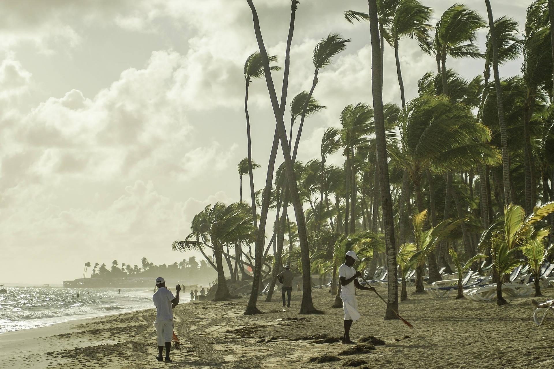 Breaking News!  V Punta Cane je pokoj