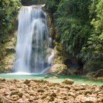 Samana - El Limon Falls and Bacardi Island