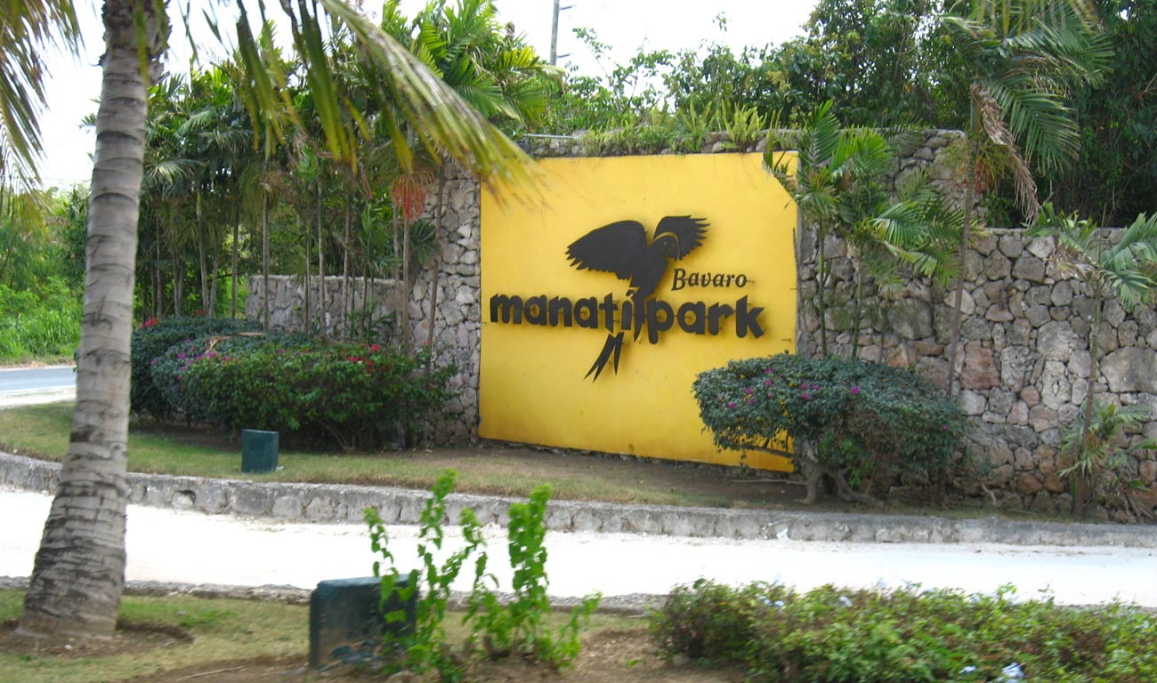 Manati Park Dominican Republic