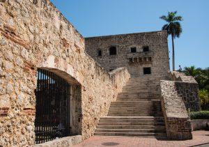 Hlavné mesto Santo Domingo