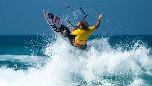 Surfovanie a kitesurf Dominika