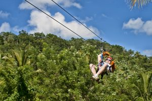 zipline Dominican Republic